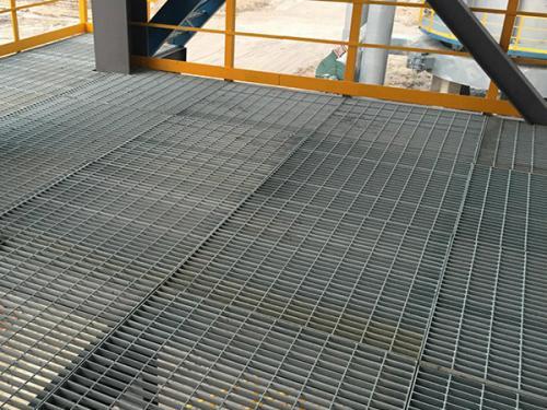 平台热镀锌钢格板